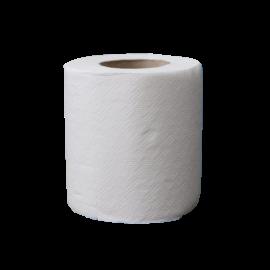Papier toilette, 200 coupons ,2 plis blanc pure ouate .colis de 96. ref 237216