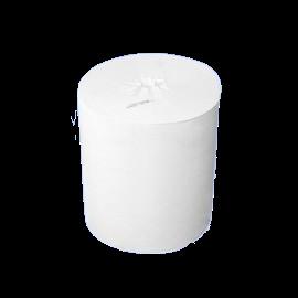 Bobine sans mandrin maxi devidage central 450 fts 2 plis colles   ref01ci1720 sm