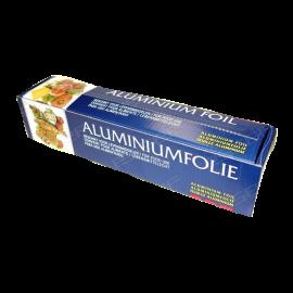 Rouleau aluminium alimentaire 0.45 x 150 m boite dist 003018