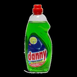 Liquide vaisselle citron vert danny .flacon de 1.5 l  ref 10091