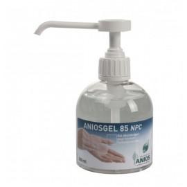Gel hydroalcoolique  anios.carton de 6 x 300 ml   ref 1645366