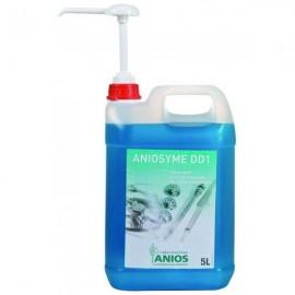 Aniosyme dd1. anios  predesinfectant instruments.bidon 5l   ref 1200036