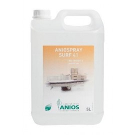 Anios spray 41 desinfectant de surface anios bidon de 5 l   ref 2420034