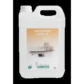 Aniospray 29 desinfectant de surface anios.bidon de 5 l   ref 2421034