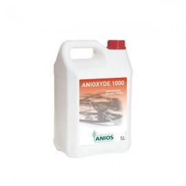 Anioxyde 1000. desinfectant a froid anios. bidon de 5 l   ref 1081299