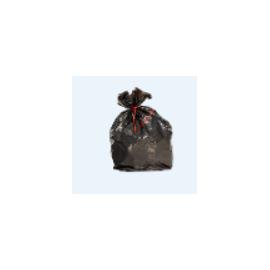 Carton de 200 sacs plastique 50 l   rlv noir 30µ   ref 5255
