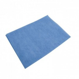 Colis de 25 lavettes bleues haccp 80 gr  ref 050281