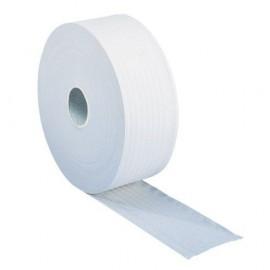 Papier toilette jumbo lisse 2 plis pure ouate.colis de 6.  ref 330630