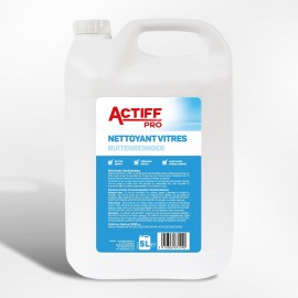 Nettoyant vitres actiff bidon de 5 l  ref 245229