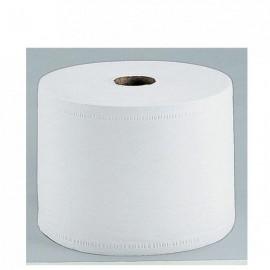 Bobine industrielle 1500 fts 2 plis  blanc pur 23 x 30 cm. colis de 2 ref 430550