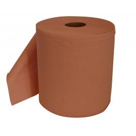 Bobine industrielle 1000 formats chamois 2 plis .colis de 2   ref 510267