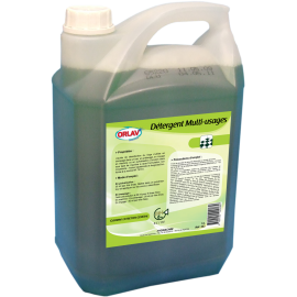 Detergent multi- usages neutre.bidon de 5l  ref 312/228