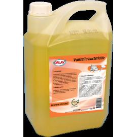 Liquide vaisselle bactericide. bidon de 5 l   ref 407