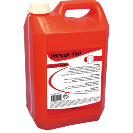 Degraissant  decontaminant  acide moussant bidon de 5 l   ref 4101