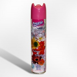 Desodorisant floral 300 ml   ref 003450