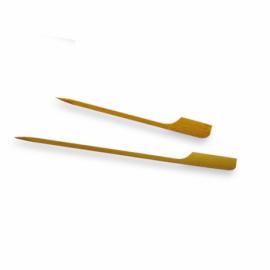 Pique golf  bambou  15 cm .sachet de 100   ref 142.02