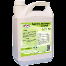 Detergent ammoniaque concentre  6pourcent  bidon de 5 l  ref 226